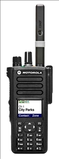 motorola dp4801 digital walkie talkies
