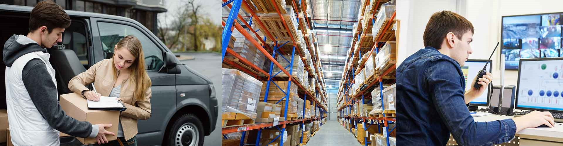 Radio Hire Couriers, Warehouse and Distribution