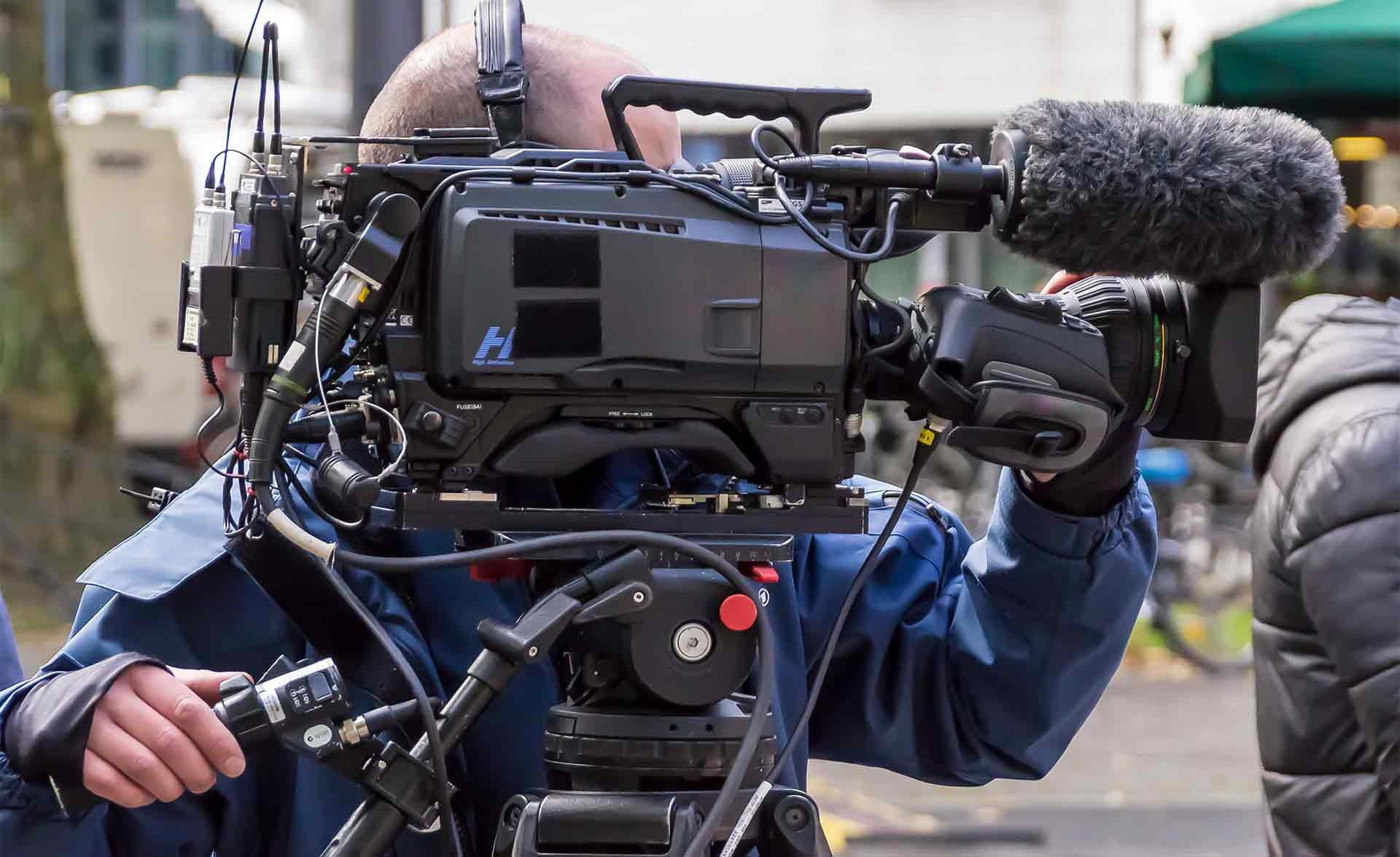 TV and Film Production Walkie Talkie Hire