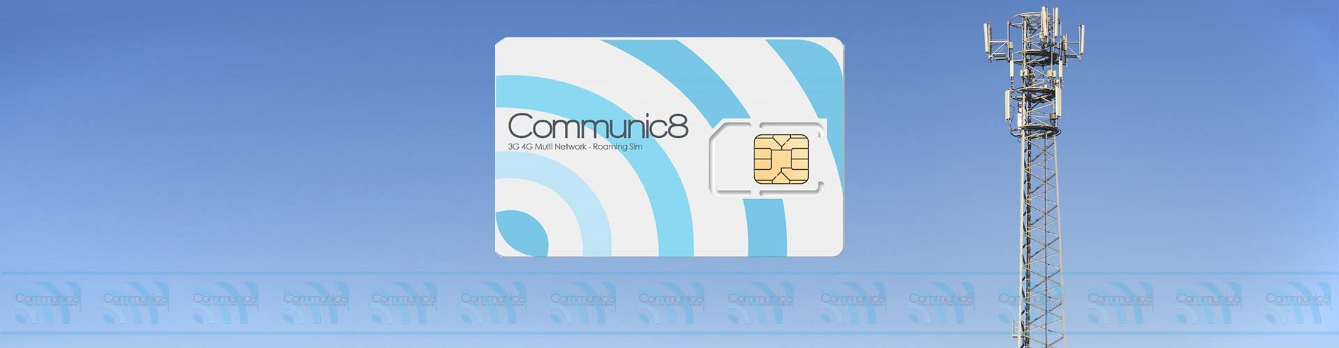4G Data Only Sims - Mobile Broadband, POC 2 Way Radios, PTTOC Radios, LTE Sim Cards Data Only