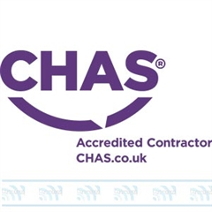 CHAS Accredited Contractor - Communic8
