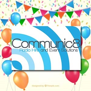 Communic8 1st Birthday