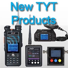 NEW TYT Radios and Accessories