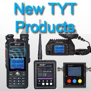 TYT Radios and Accessories plus diagnostic equipment