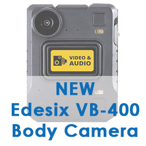 edesix VB-400 body camera from Motorola Solutions