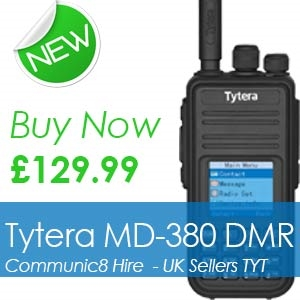 TYT MD-380 DMR Radio Offer UK