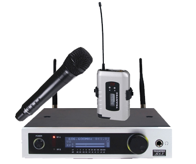 Trantec S5.3 Wireless Microphone