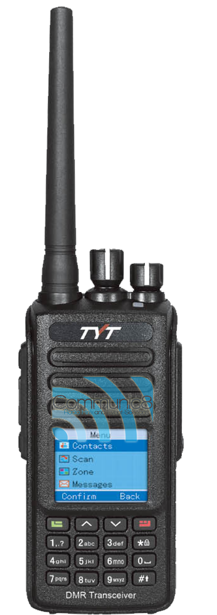 TYT UHF MD-390 Waterproof DMR Radio